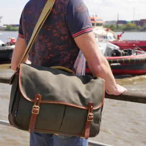 Brompton Tasche Game Bag, Olive