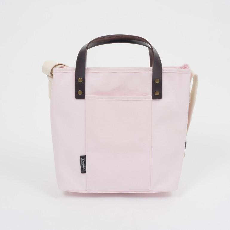 Brompton Tote Bag, Rosa