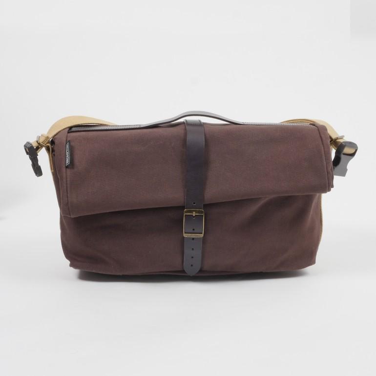 Brompton Rolltop Bag, Khaki