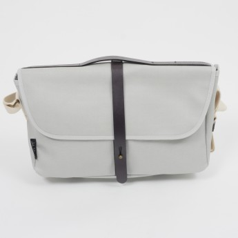 Brompton Shoulder Bag, Grey